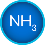 Nitrogen excretion icon
